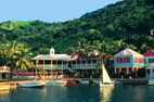 Pussers Tortola with Caribbean Blue Boat Charters